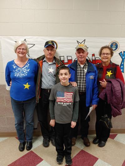 Oakwood veterans program
