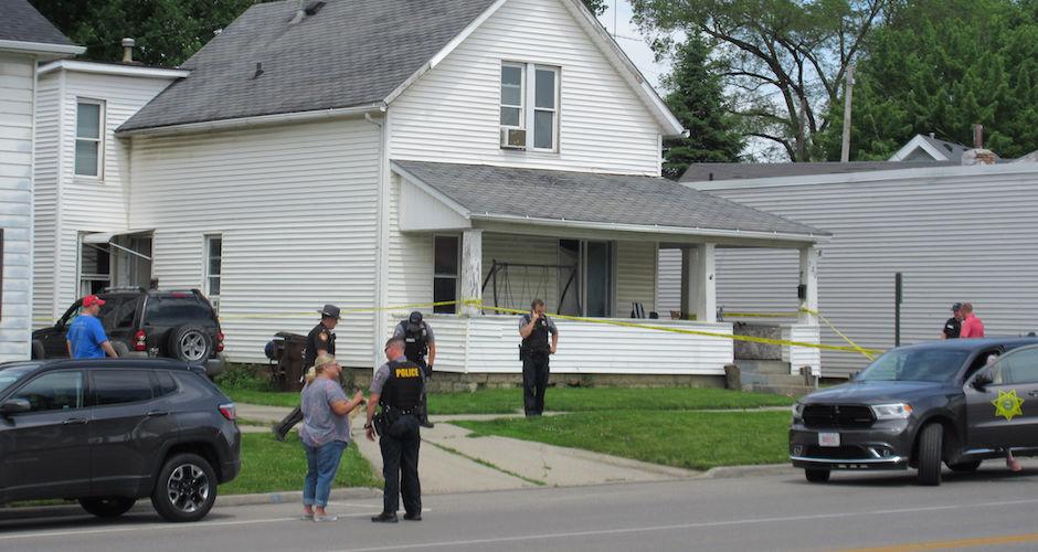 Carousel - E. Second crime scene