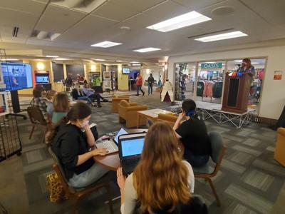 Northwest State recognizes winning student poets