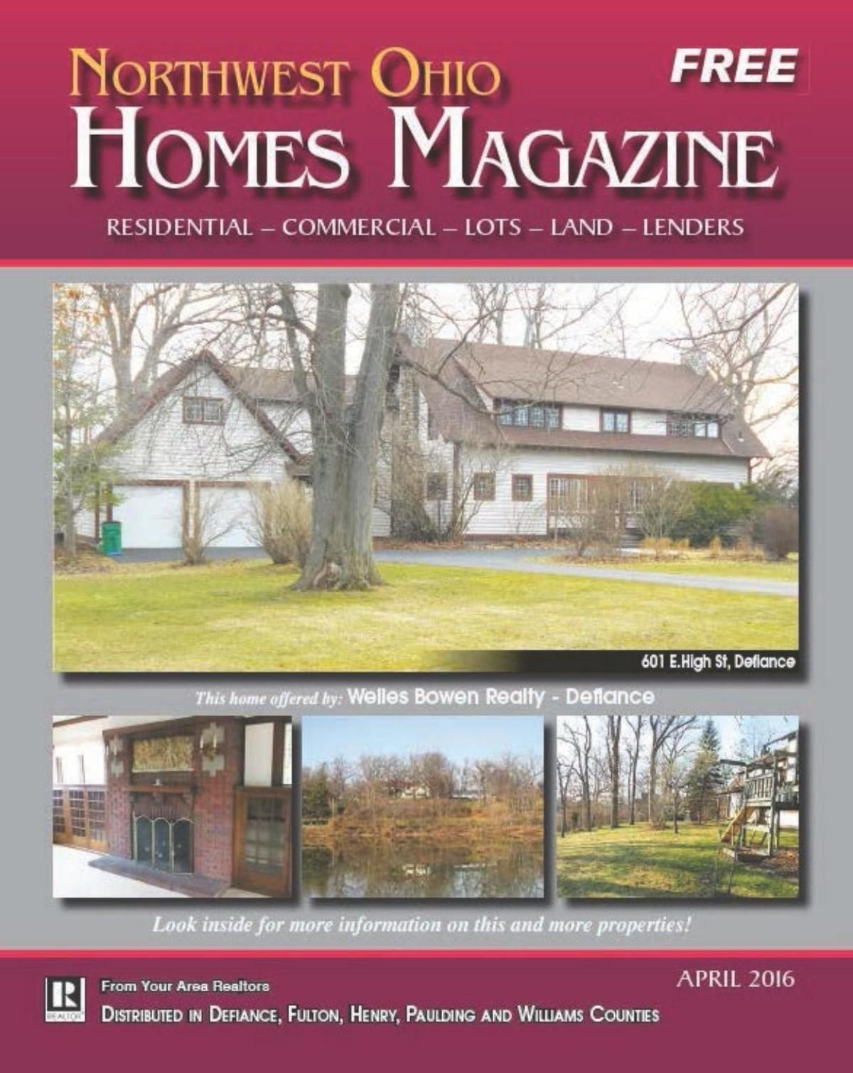 NWO Homes Magazine Example