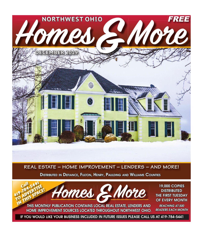 NWO Homes Magazine Example