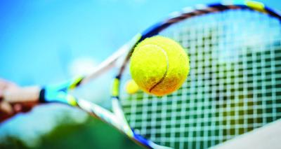 Tennis carousel