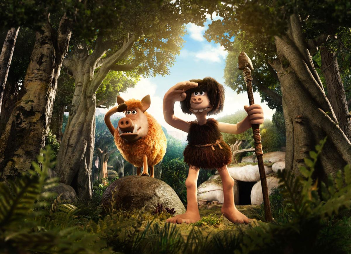 ENTER MOVIE-EARLYMAN-REVIEW 1 MCT