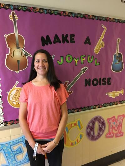 Holy Cross music instructor