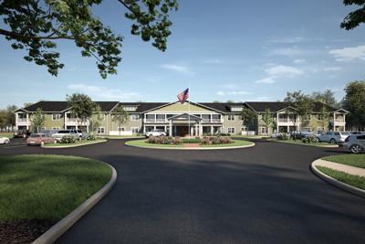 Expansion at GlennPark Senior Living Community