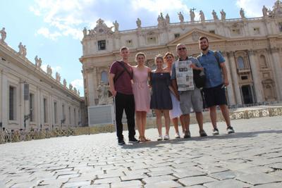 WITW? Vatican City