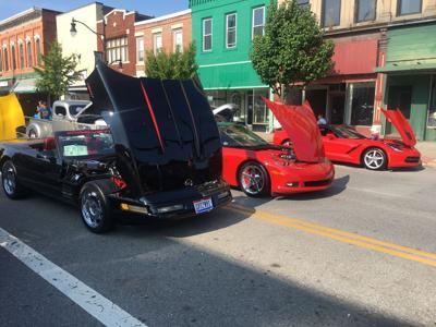 Car Show winner Corvette