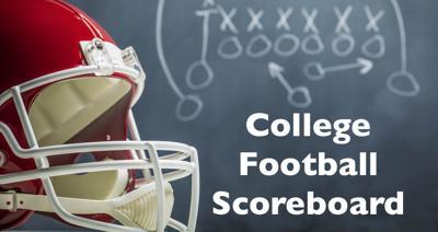 College Football Scores: OSU, UM, ND, DC, Toledo, BGSU, Findlay (11