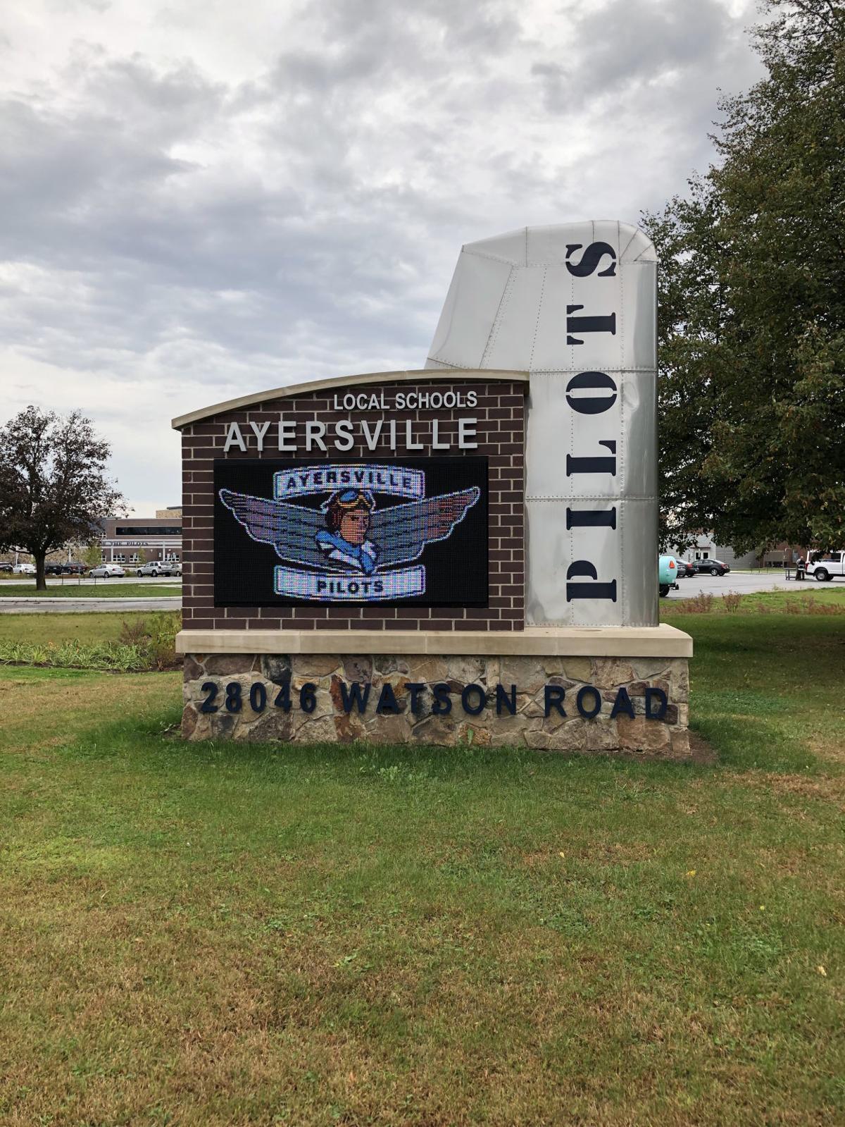 Ayersville levy
