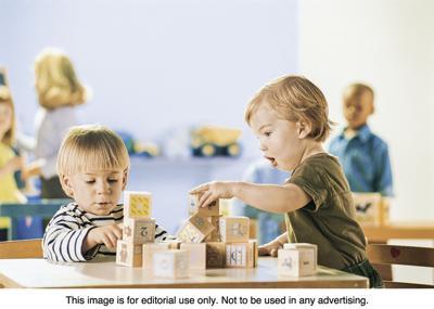 MCS adjust to daycare