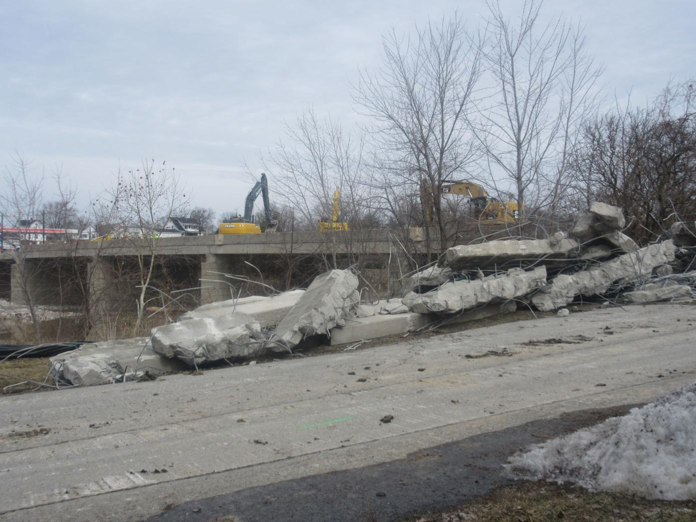 Bridge demo (right)