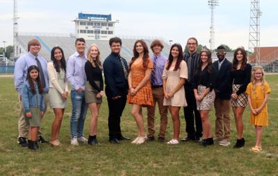 Defiance Homecoming Court