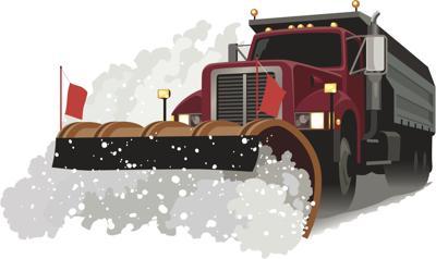 Carousel - snow plow