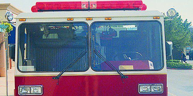 Carousel - Fire truck