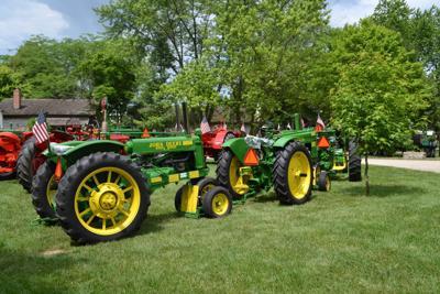 Sauder tractors 2