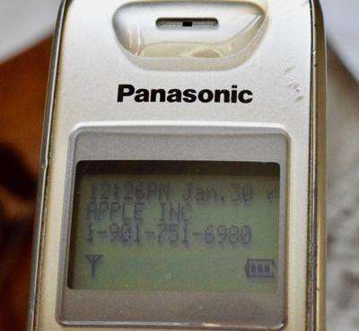 scammer calls