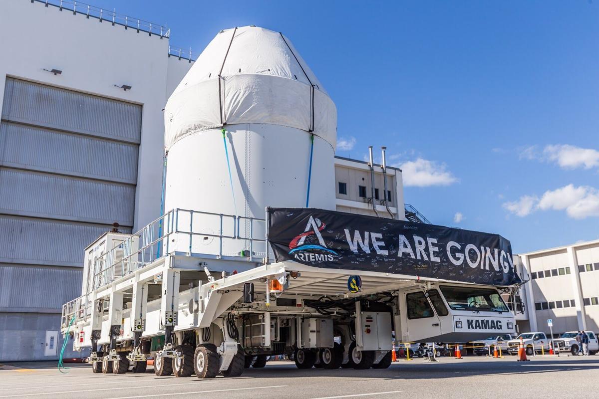 NASA Prepares to Return Humans to the Moon