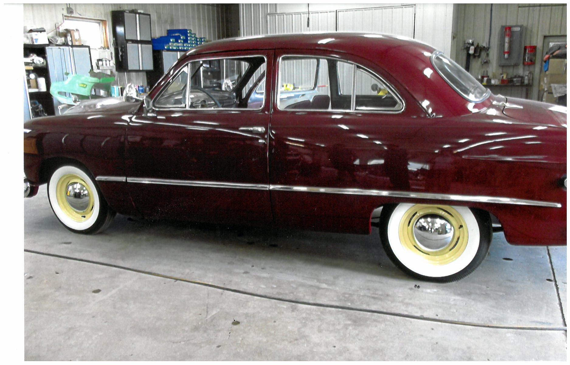 1949 Ford Shoebox