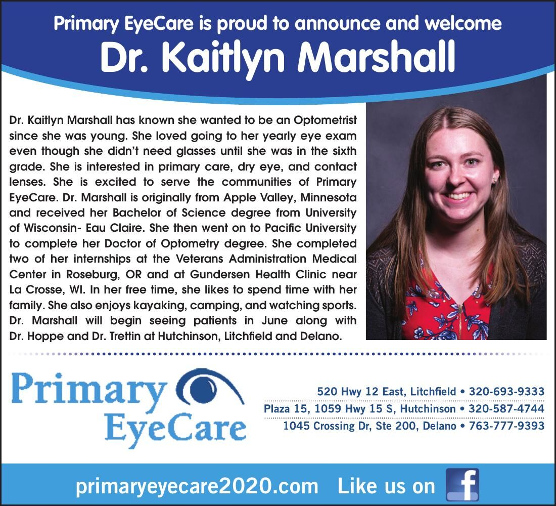 Primary EyeCare is proud to announce