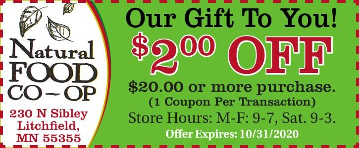 Our Gift To You! 2 Off $ 00 $20.00 or