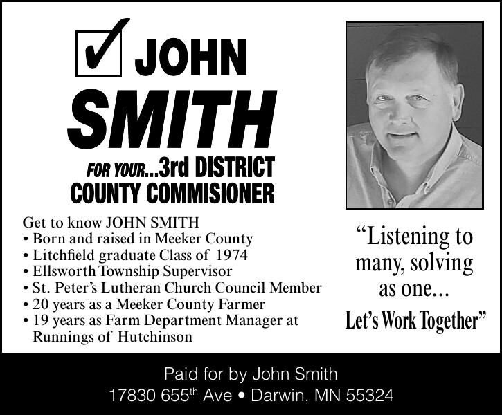 Get to know JOHN SMITH • Born and