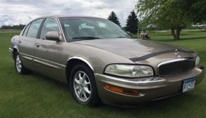 2002 Buick Park Ave.