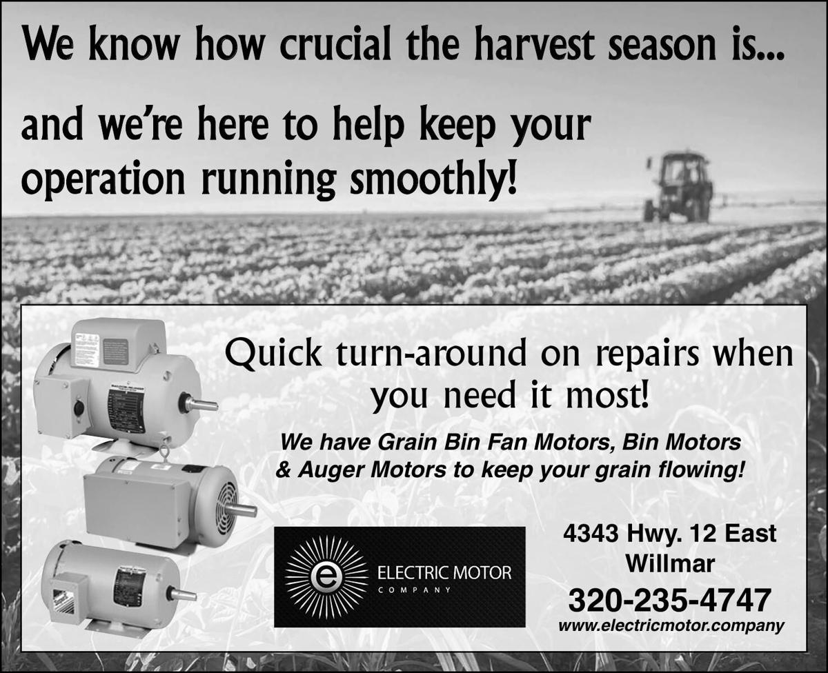 We know how crucial the harvest season
