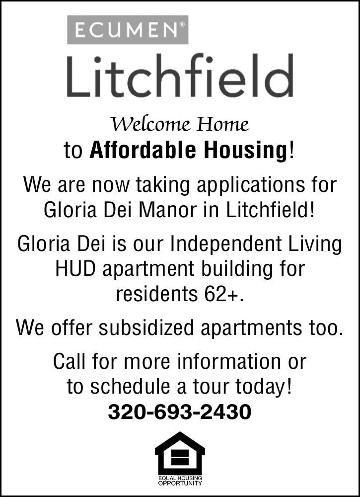 Welcome Home to Affordable Housing! We