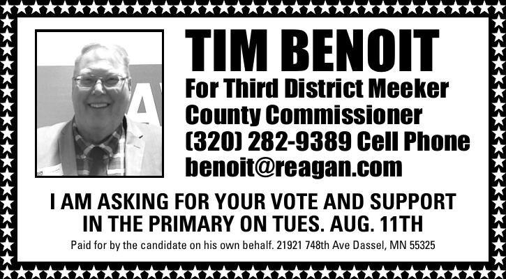 Tim BenoiT For Third District meeker