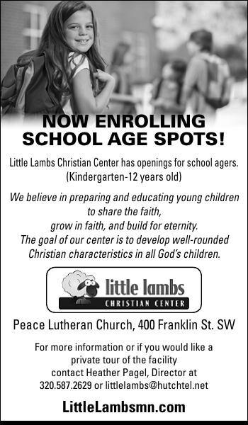 Now ENrolliNg School AgE SpotS! Little