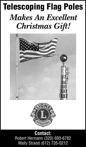 Telescoping Flag Poles Makes An