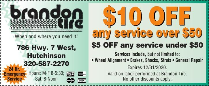 When and where you need it! 786 Hwy. 7