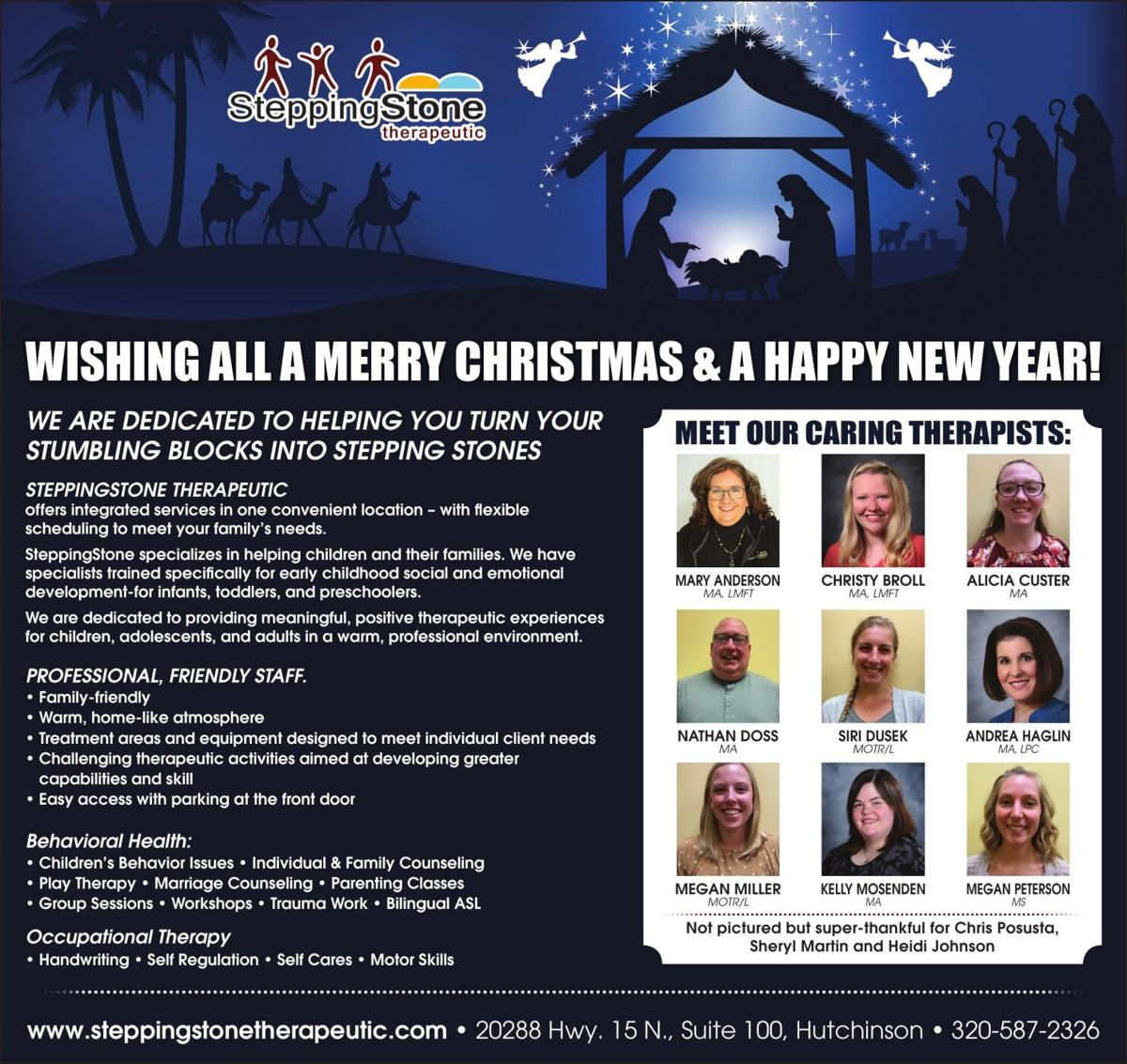 Wishing All A Merry ChristMAs & A hAppy