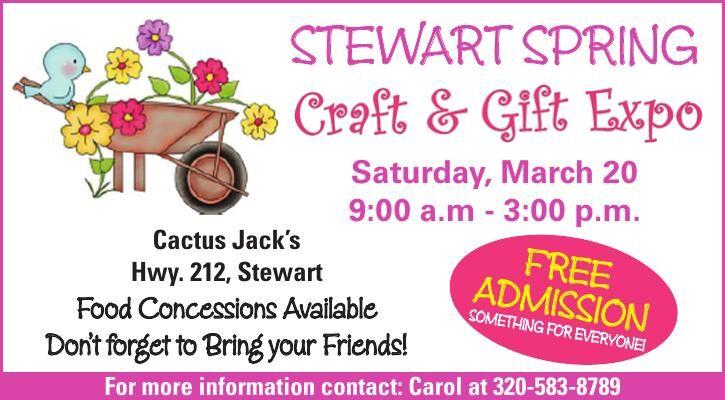 stewart spring Cactus Jack's Hwy.