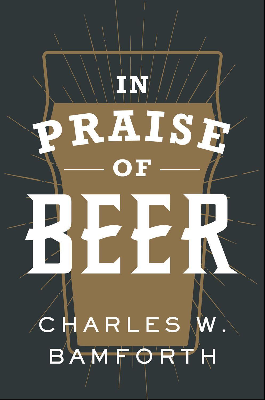 In Praise of Beer cover