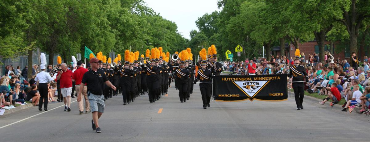 Hutchinson Marching Tigers