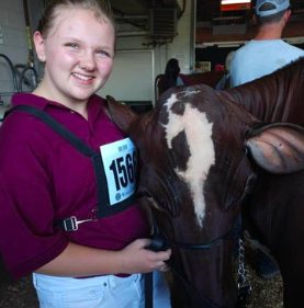 4-H'er of the Month
