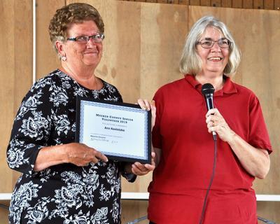 Ann Konietzko named Senior Volunteer of the Year