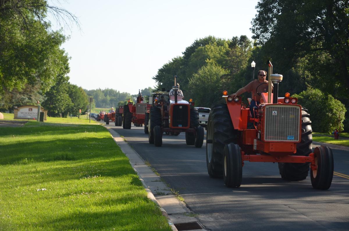 A-C Tractors in Hutchinson
