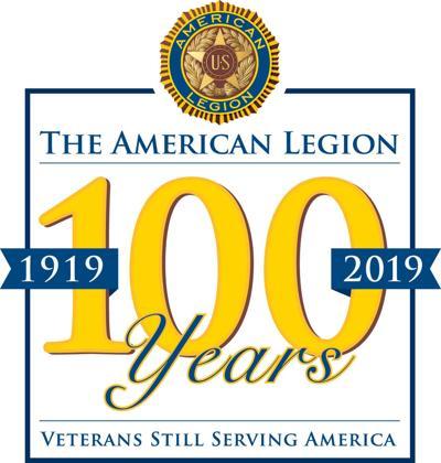 Legion Centennial Logo