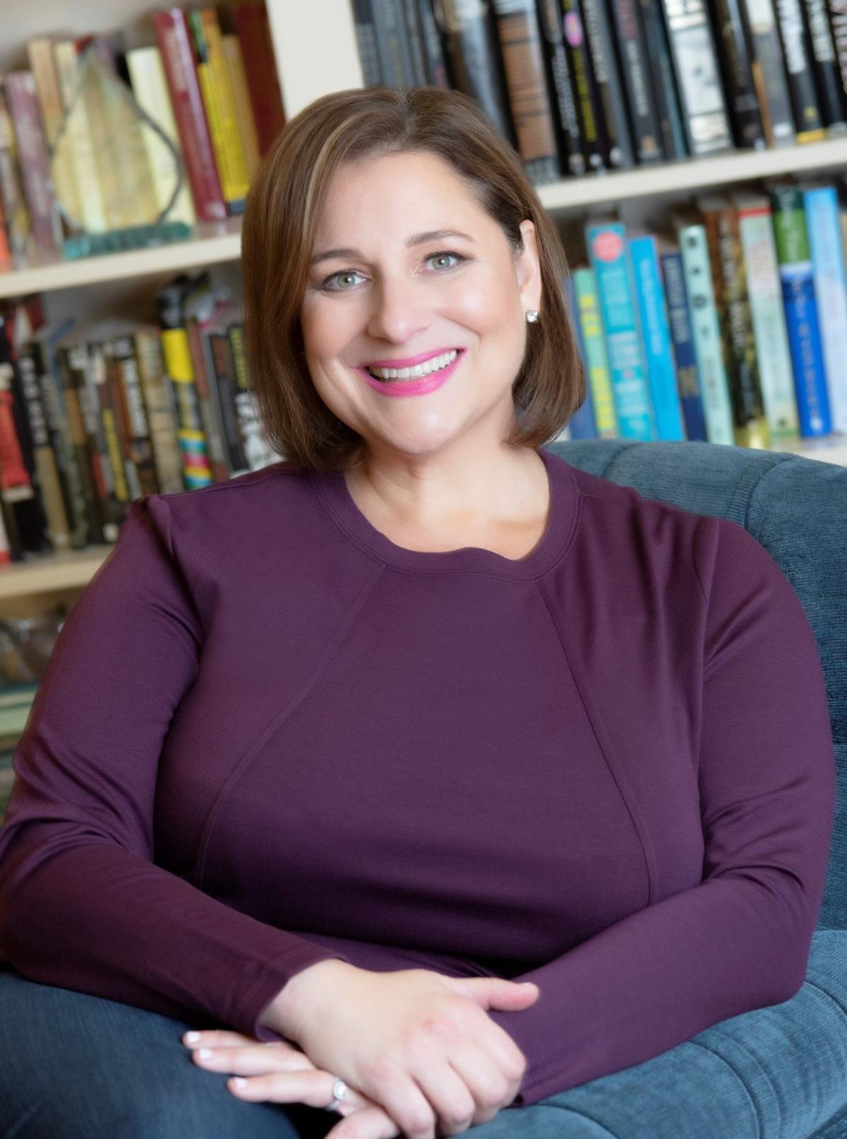 Author Jennifer Weiner