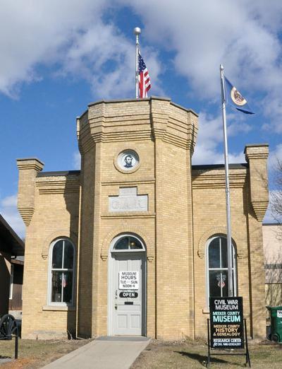 G.A.R. Hall exterior