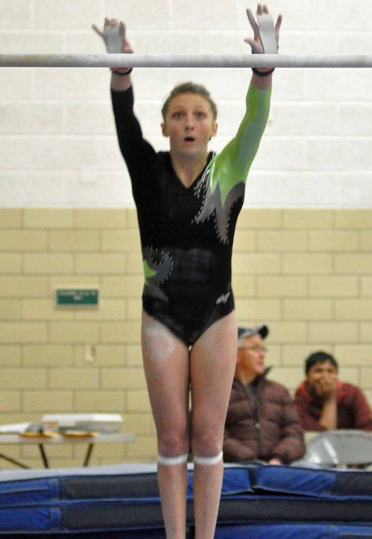 new heights gymnastics meet