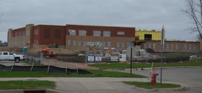 Tiger Elementary construction