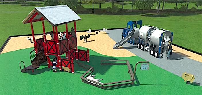 First District playground