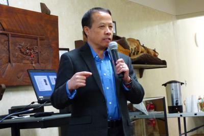 Hmong 101 program