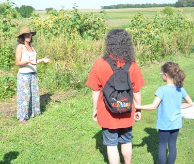 New Story Farm tour
