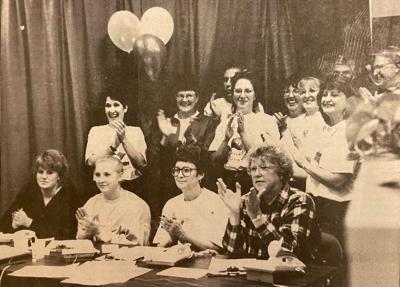 1996 United Way telethon