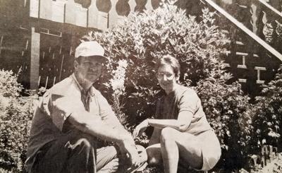 Terry and Joyce Hochsprung