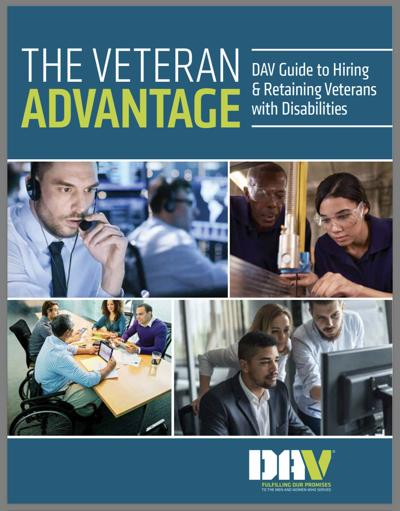 The Veteran Advantage hiring guide